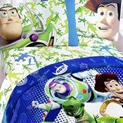 "Toy Story ""Toys In Training"" Kids Bedding-Twin Sheet Set"