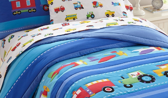 Featured Product Trains Planes Amp Trucks Kids Bedding By