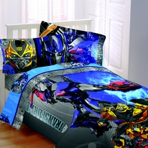 Transformers 4 Alien Machine Bedding for Kids