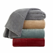 Vellux Plush Lux Blanket-King Size