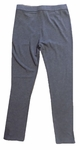 Eileen Fisher Cozy Viscose Stretch Jersey Tappered Ankle Legging - Ash
