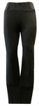 Eileen Fisher Heavyweight Rayon Knit Skinny Pant - Black - SOLD OUT