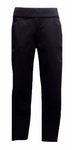 Eileen Fisher Heavyweight Rayon Knit Skinny Ankle Pant - Black - (Size XS)