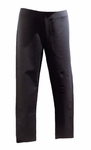 Eileen Fisher Heavyweight Rayon Knit Slim Pant - Charcoal
