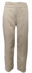 Eileen Fisher Organic Linen Ankle Length Pant - Natural
