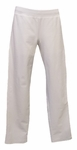 Eileen Fisher Washable Stretch Crepe Slim Ankle Pant - Bone