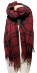 Eileen Fisher Wool Cashmere Scarf - Raisonette - SOLD OUT