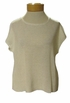 Margaret O'Leary Mesh Muscle Tee - White