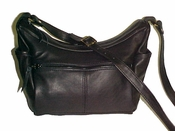 Leather Handbag American Made # 515<br>