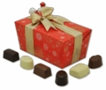 Holiday Decorative Ballotin (1 lb)