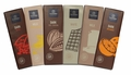 Leonidas Chocolate Bars - Variety Pack (6 bars)