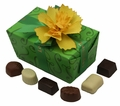 Leonidas Chocolates Holiday Decorative Ballotin (1.5 lb)