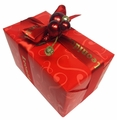 Leonidas Chocolates Holiday Decorative Ballotin (1 lb)