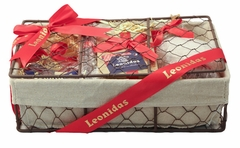 Leonidas Small Gift Basket
