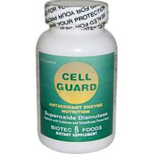 CELL GUARD - Biotec Foods - Quantity Discount Available