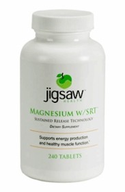 Dr. Blaylock's Magnesium Malate - Jigsaw with Srt - 240 Tabs - TwinPak