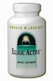 ELLAGIC ACTIVE - Ellagitannins from Raspberry Extract (300mg)
