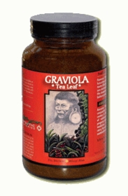 GRAVIOLA LEAF TEA - WHOLE HERB ORGANIC FULL SPECTRUM