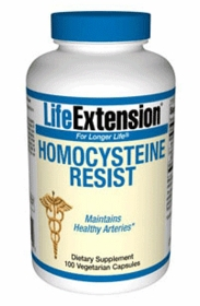 HOMOCYSTEINE RESIST - For Lower Homocysteine Levels