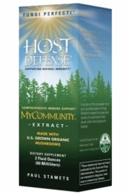 HOST DEFENSE MYCOMMUNITY Extract - Fungi Perfecti - 2 fl.oz.