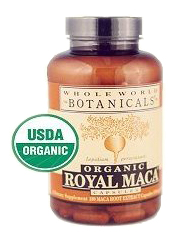 MACA - ROYAL MACA - Certified Organic Maca for Hormone Balance, Thyroid and Energy