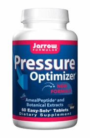 PRESSURE OPTIMIZER WITH AMEAL PEPTIDE - Jarrow Formulas