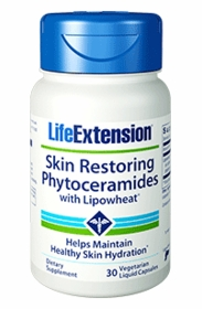 Skin Restoring Phytoceramides With Lipowheat - 30 Liquid Caps