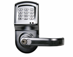 Linear 212LS: Electronic Access Control Cylindrical Lockset