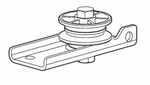 Linear HAE00014 - HCT Pulley and Bracket