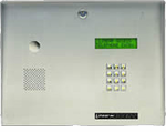 Linear Liquid Crystal Display Telephone Entry System AE-1