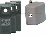 Linear MegaCode Universal Receiver and 3 Remote Kit MDRU-3T - Works on ANY Garage Door Opener