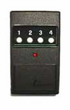 Linear Moore-O-Matic Delta3 Gate or Garage Door Opener Remote DT4