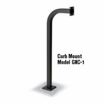 Linear Mounting Post (Curb) GNC-1