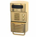 Linear Residential Telephone Entry System (Gold) RE-1G