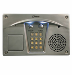 Linear Residential Telephone Entry System Model Number: RE-2SS
