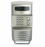 Linear Residential Telephone Entry System (Nickel) RE-1N