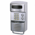 Linear Residential Telephone Entry System (Stainless Steel) RE-1SS