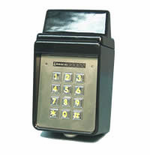 Linear Stand Alone Digital Keyless Entry System with a Built-in Radio Receiver AKR-1