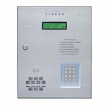Linear Telephone Entry & Access Control System AE-1000 - Controls up to Four Doors/Gates