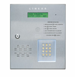 Linear Telephone Entry System for One or Two Doors/Gates AE-500