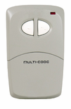 Multicode Gate or Garage Door Opener Transmitter Model 4120