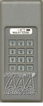 MultiCode Gate or Garage Door Opener Wireless Keypad 4200