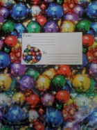 SS-44L ORNAMENTS BUBBLE MAILERS (OUT OF STOCK)