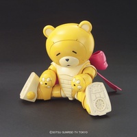 Build Fighters:  Beargguy III (SAN) HGBF Model Kit 1/144 Scale #005