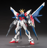 Build Fighters:  Build Strike Gundam Full Package HGBF Model Kit 1/144 Scale - SOLD OUT