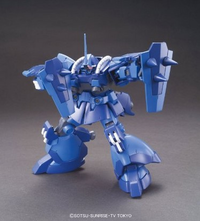 Build Fighters:  Dom R35 HGBF Model Kit 1/144 Scale #039