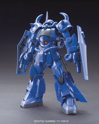 Build Fighters:  Gouf R35 HGBF Model Kit 1/144 Scale #015 - SOLD OUT