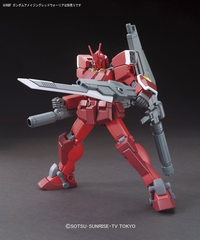 Build Fighters:  Gundam Amazing Red Warrior HGBF Model Kit 1/144 Scale #026