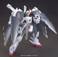 Build Fighters: Crossbone Gundam X1 Full Cloth Type.HGBF Model Kit 1/144 Scale #035 - SOLD OUT