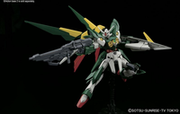Build Fighters:  Gundam Fenice Rinascita HGBF Model Kit 1/144 Scale #017 - SOLD OUT